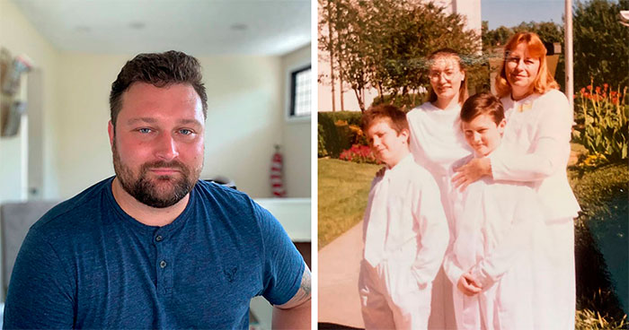 Man Shares Emotional Post Of How The Woman Who Adopted Him 30 Years Back Turned His Whole Life Around