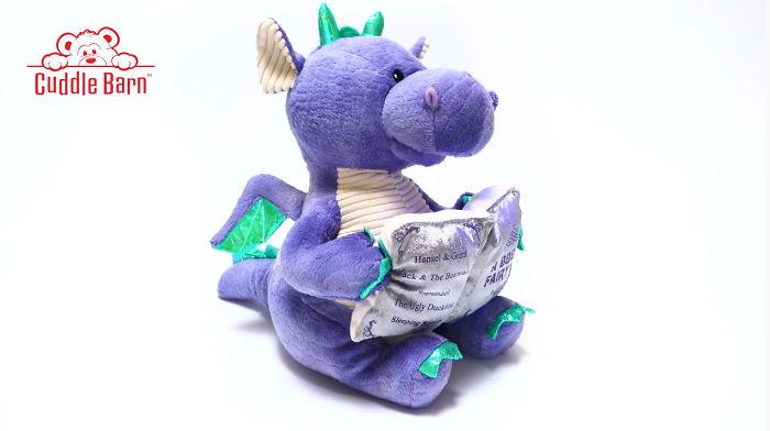 Mai cukiság: Dalton, a mesemondó játéksárkány és a kölyökkutyák