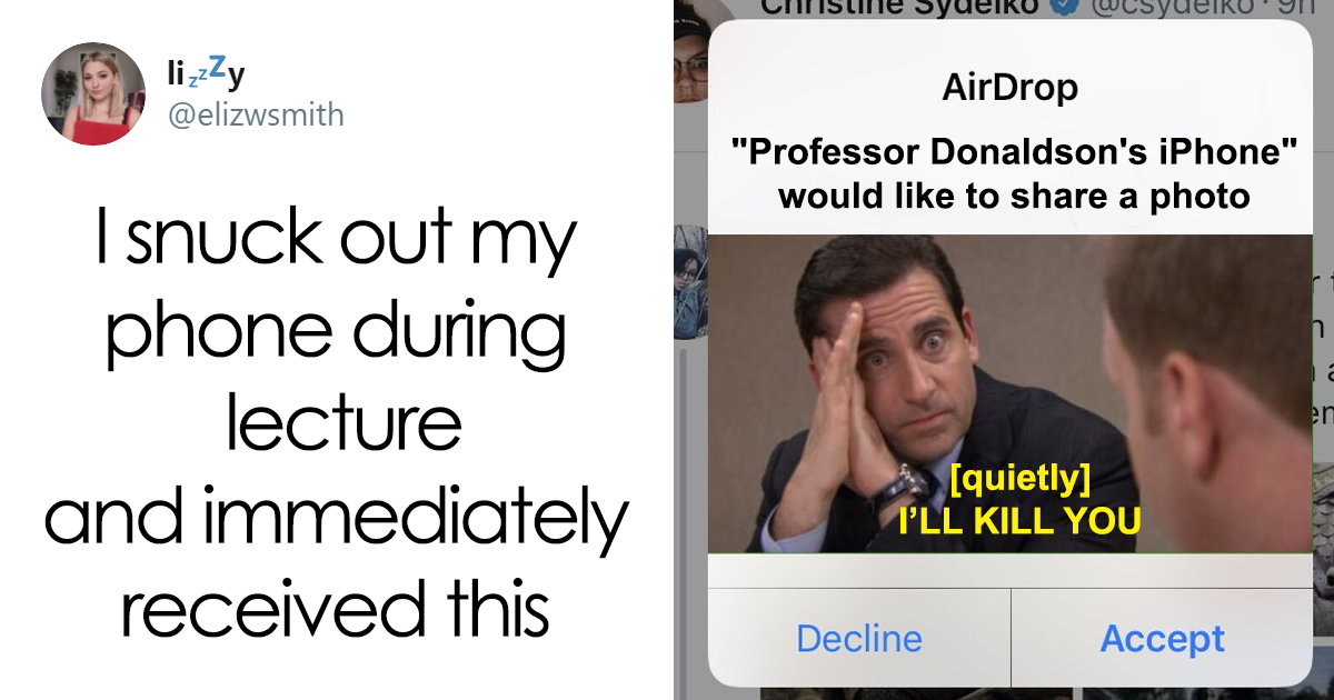 57 Posts To Show Just How Different High School Teachers And College Professors Are