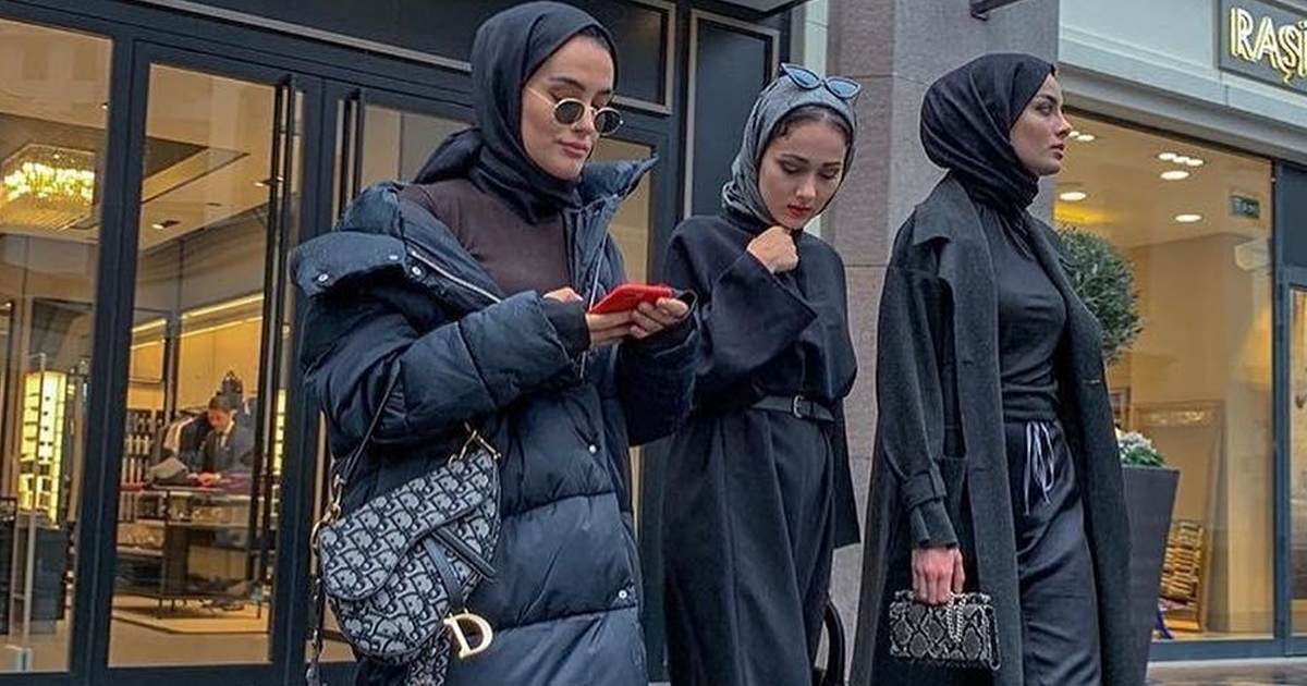 Someone Posts A Best-Dressed Hijabi Edition Thread And It's Absolute Fashion Goals - bored panda