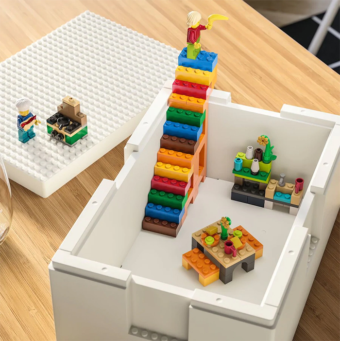 See IKEA's First Genius Collaboration With LEGO
