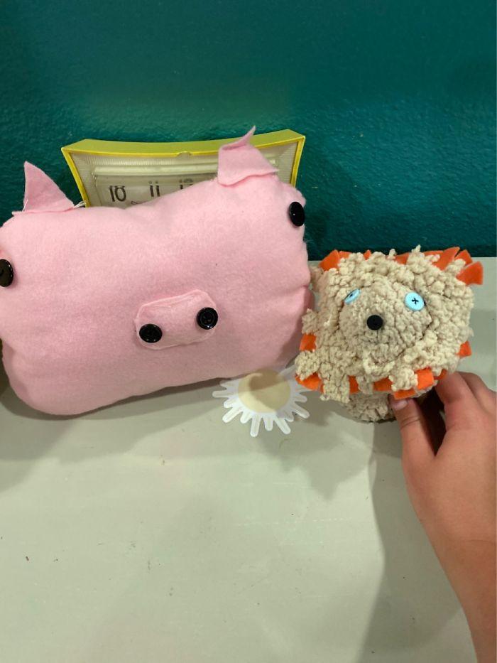 Sewing Stuffed Animals