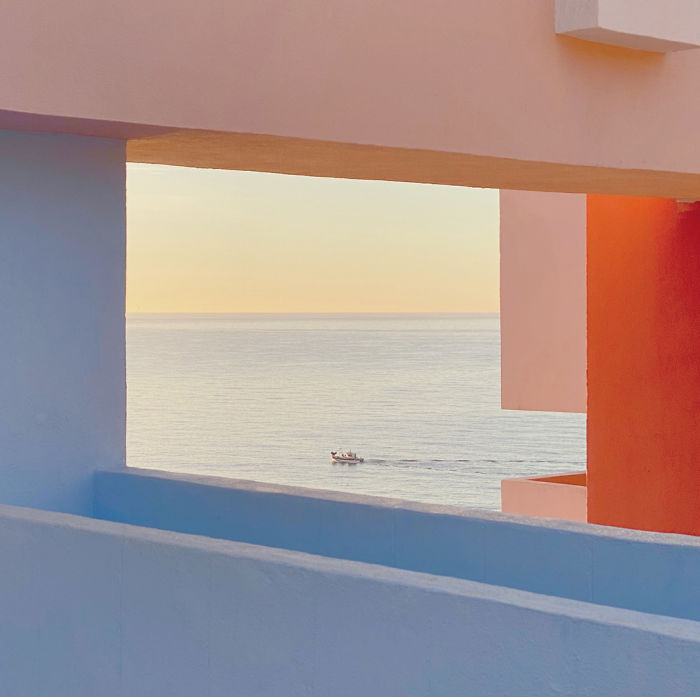 Architecture: Third Place, 'Calpe Sunrise', Calpe, Spain By Jiandong Wang