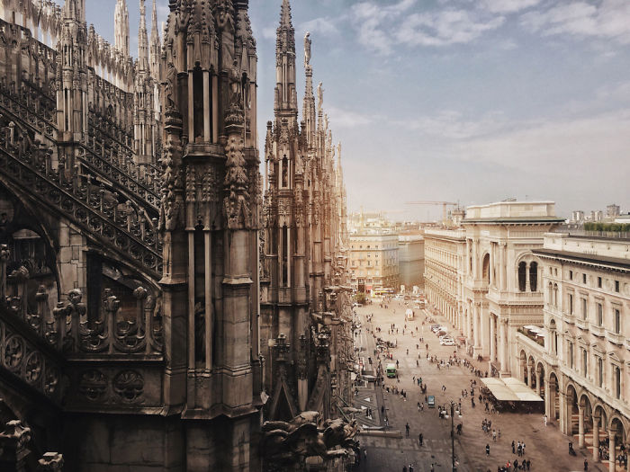 Architecture: First Place, 'Duomo Di Milano', Milan, Italy By Haiyin Lin