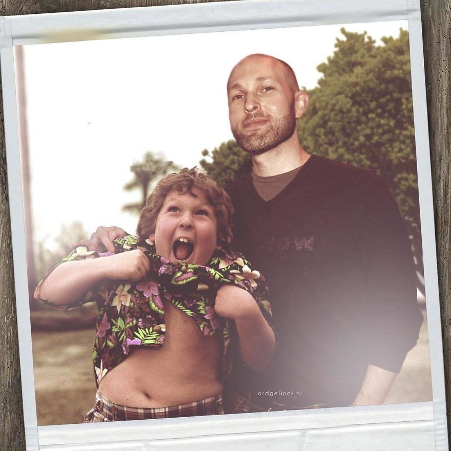 Jeff Cohen And Chunk