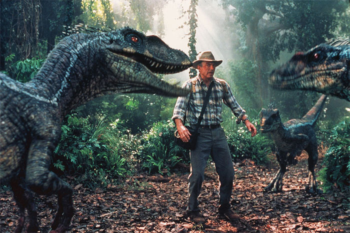 All Of The Cast Members Were Given A Raptor Model Signed By Steven Spielberg As A Gift Once The Film Had Wrapped