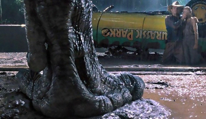 At The Time Of Its Release, Jurassic Park Was Breaking All Of The Records
