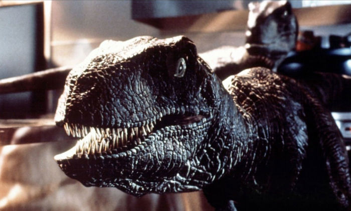 In The First Jurassic Park There Are Only 15 Minutes Of Actual Dinosaur Footage In The Film: Nine Minutes Are Stan Winston's Animatronics, And Six Minutes Feature Ilm's CGI