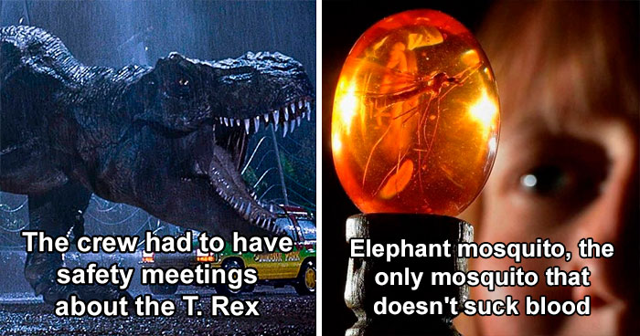 30 Lesser Known Facts And Hidden Details About The Jurassic Park Movies
