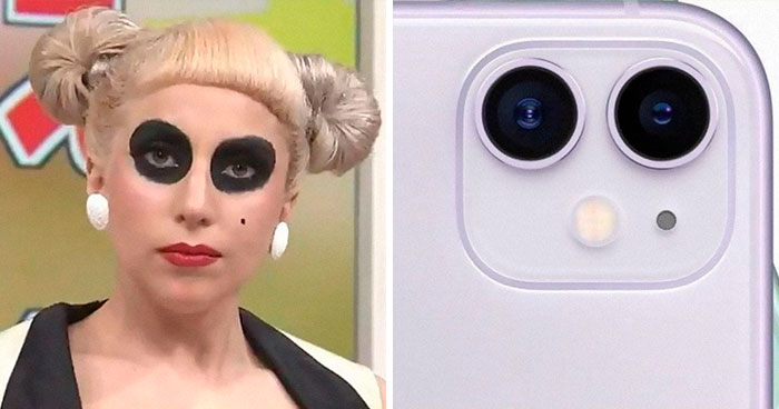 This Twitter Thread Is All About Phones That Look Like Lady Gaga, And It's So Accurate It's Hilarious