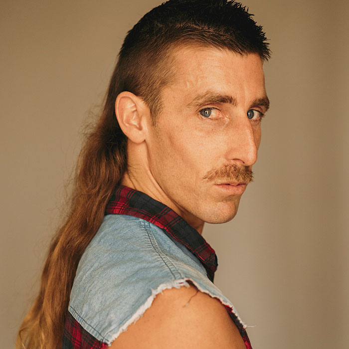 19 People With Mullets Who Showcased Their Haircuts At Mulletfest 2020