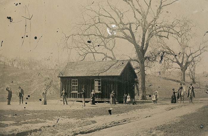 A possible photo of Billy the Kid—worth $5M