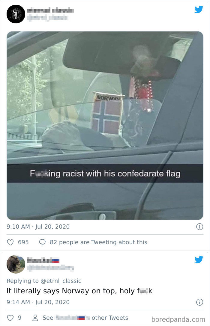 Racists These Days...