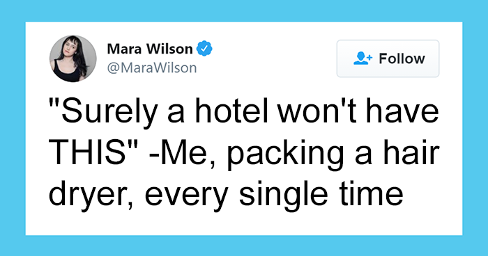 30 Funny Tweets By Chronic Overpackers