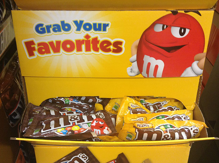 M&m's Candy Invented 1941