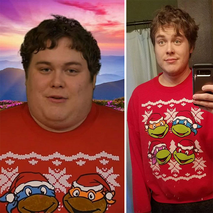 3 Years Of Losing Weight