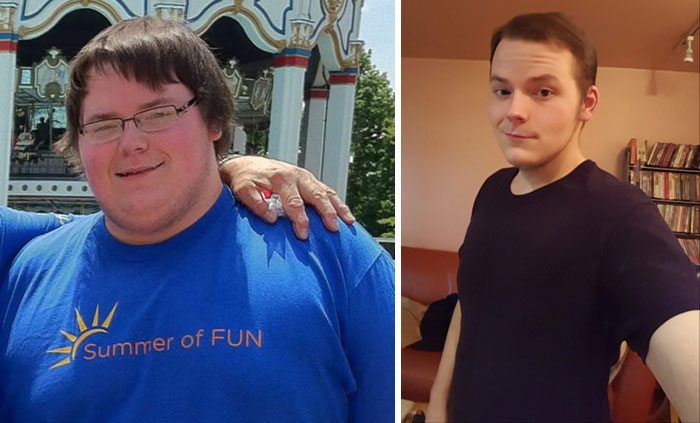 I Lost 160 Pounds In 2,5 Years