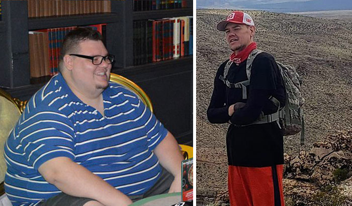 From 480 Lbs To 209 Lbs In 17 Months