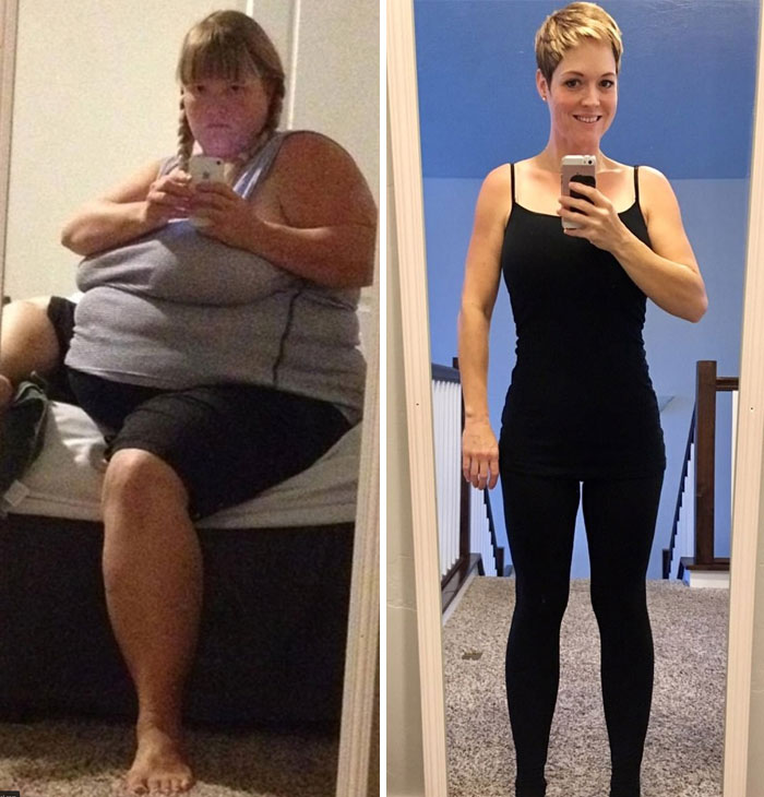 From 230 Pounds To 121 Pounds