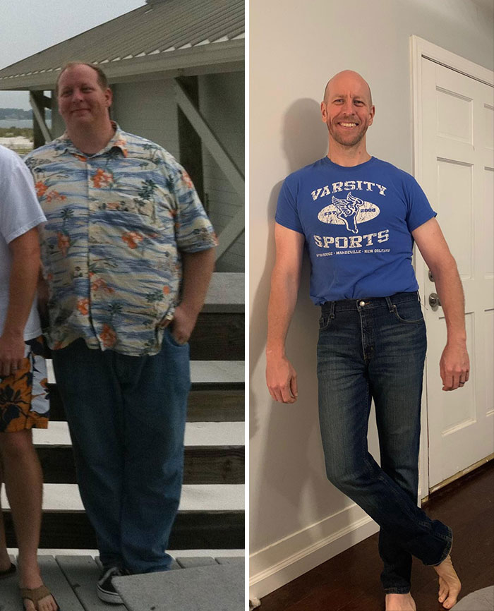 Weightloss After 9 Years