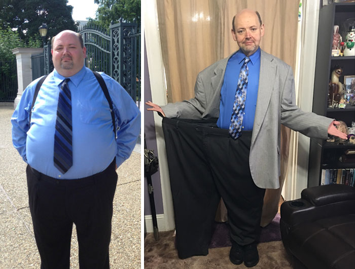 Goal Met! From 418 Lbs To 171 Lbs, From April 1st 2017 To December 18th 2018. 630 Days And Over 246 Lbs Lost