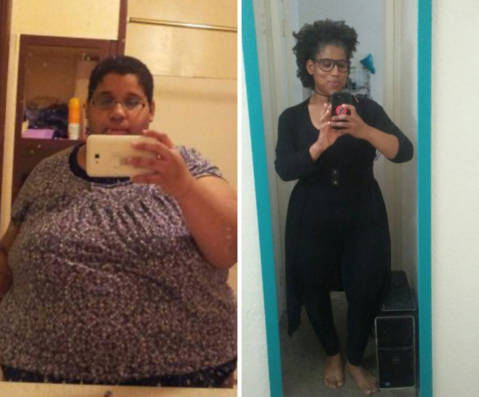 Over 250 Lbs Lost With Diet, Exercise, And Cutting Out The Negative Self Talk In My Head