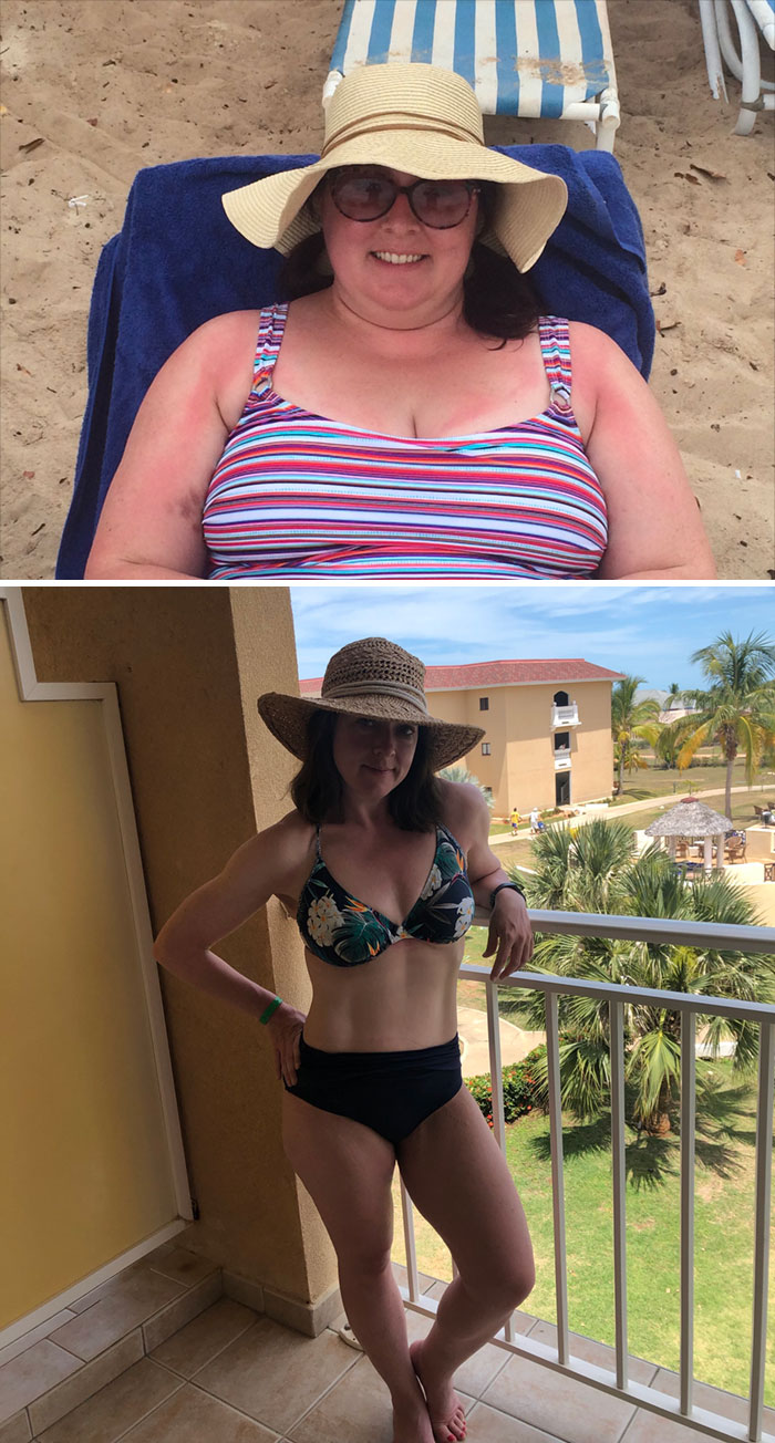 Reflecting On Two Different Trips To Cuba And Weight Loss Progress