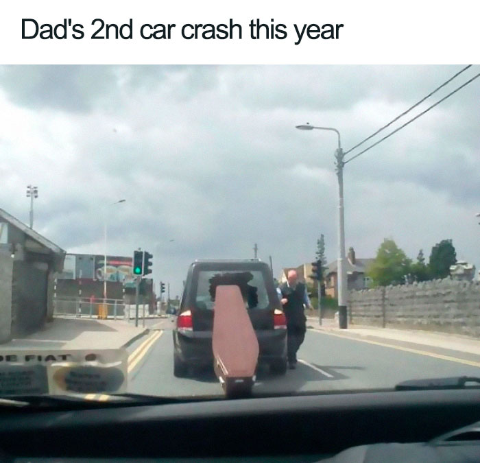 What Could Go Wrong If I Put A Heavy Casket In My Trunk Without Securing It