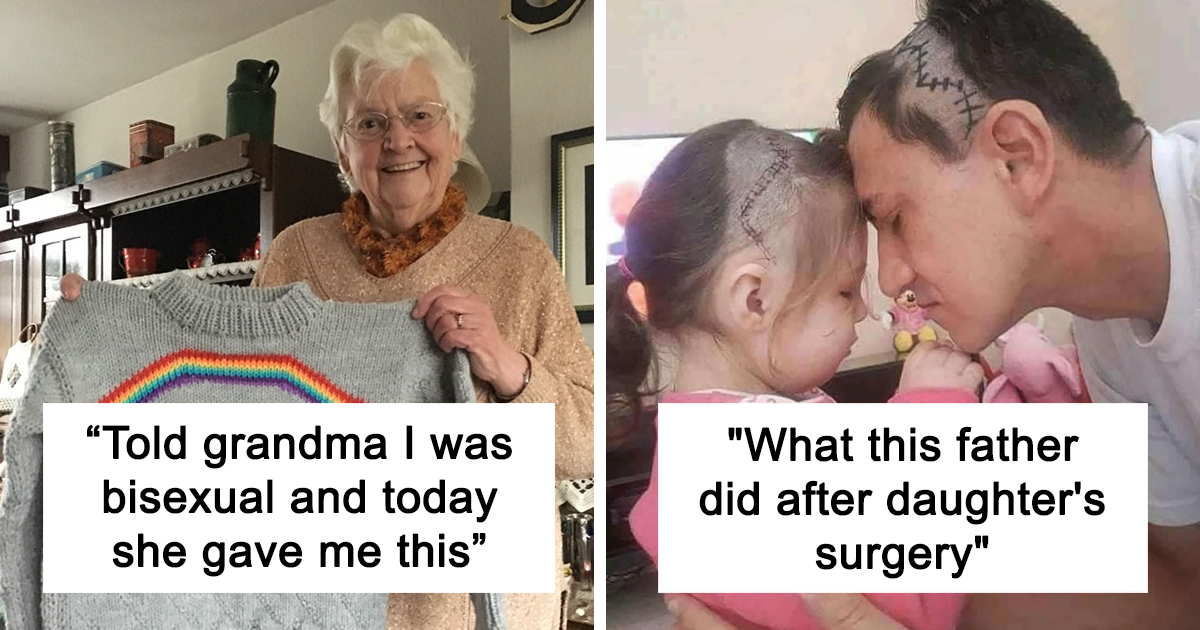 If You Think People Are The Worst These Days, These 120 Wholesome Pics May Change Your Mind (New Pics)