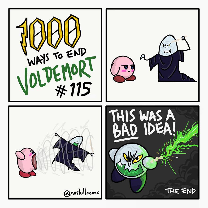 Horcrux Kirby!