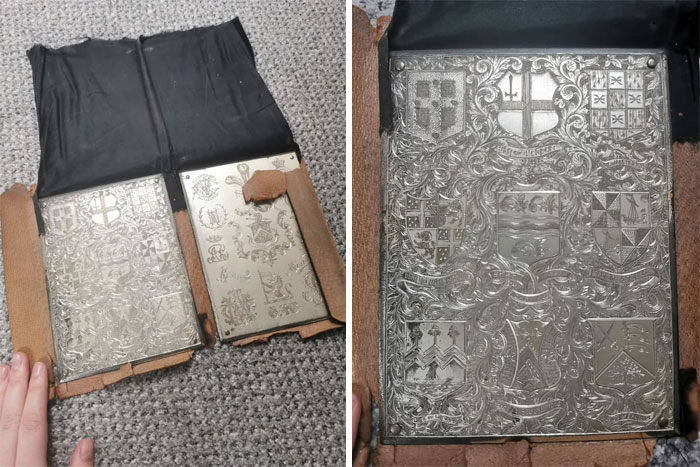 Help Identify What These Are And What They Were Used For? Passed Down By Family - UK