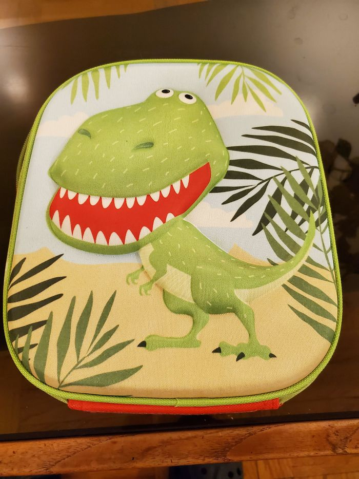 Told My Wife That I Don't Care What My Coworkers Think. I Want This Lunch Bag