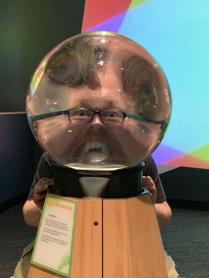 My Husband Thoroughly Enjoyed The Science Museum