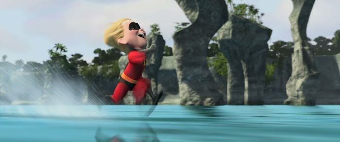 In The Incredibles (2004), Director Brad Bird Wanted To Give Dash A Realistic Out-Of-Breath Voice In Certain Scenes So He Made Actor Spencer Fox Run Four Laps Around The Pixar Studio Until He Got Tired