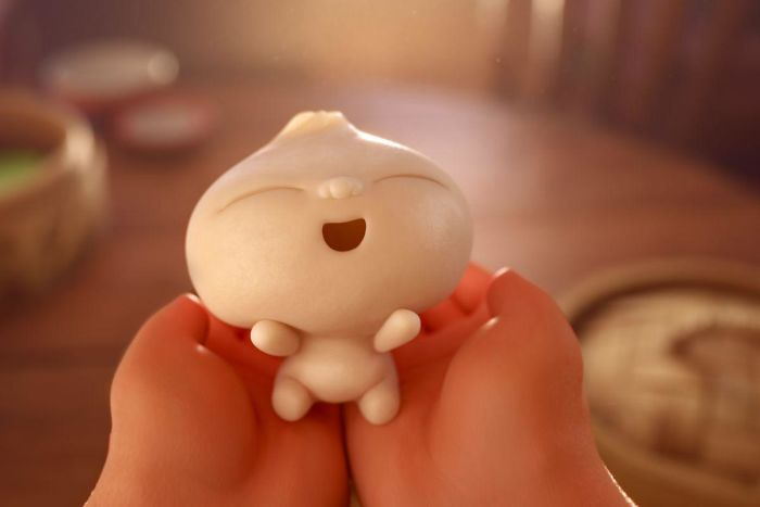 """The Name Of Pixar's 2018 Short, Bao, Is A Play On Words. 包, Pronounced """"Bao"""", Is The Mandarin Chinese Word For """"Dumpling""""; However, This Pronunciation Is Shared By 宝, Meaning """"Treasure"""" Or """"Baby"""", And 保, Meaning """"Protect"""" Or """"Defend"""""""