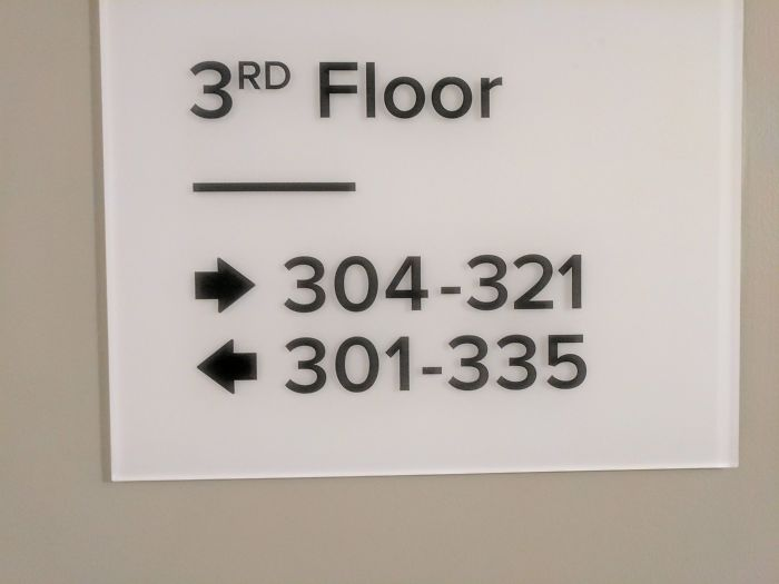 Do You Guys Like Crappy Hotel Room Number Signs?