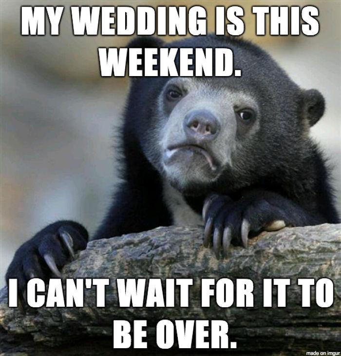 Bride Confession.