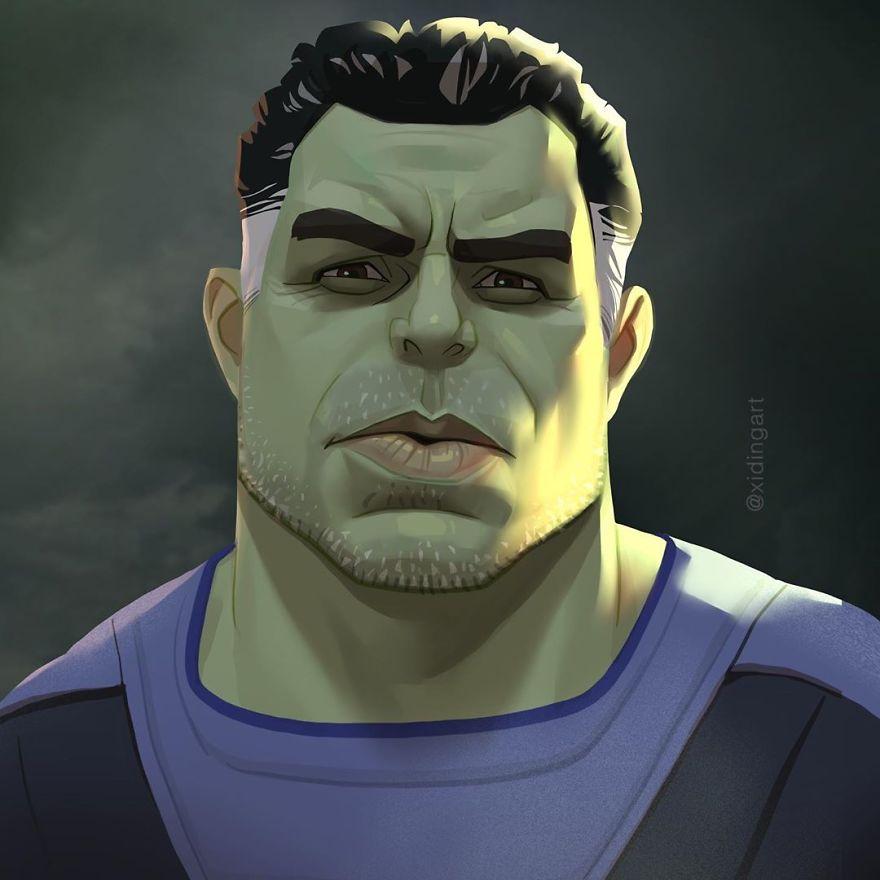 Mark Ruffalo (Hulk)