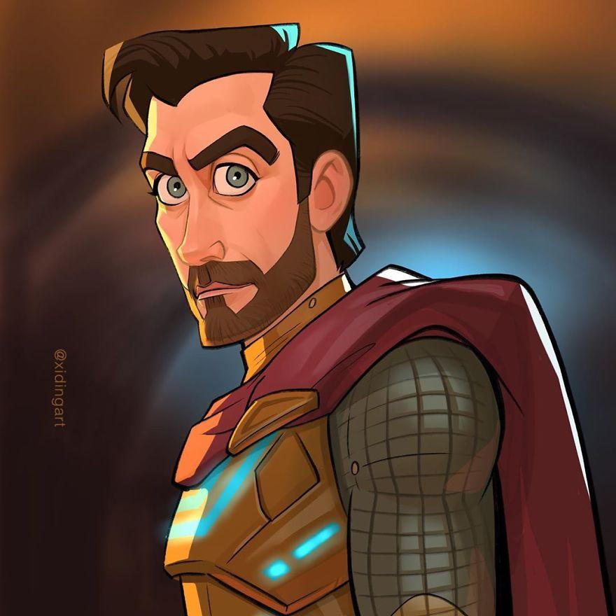 Jake Gyllenhaal (Mysterio)