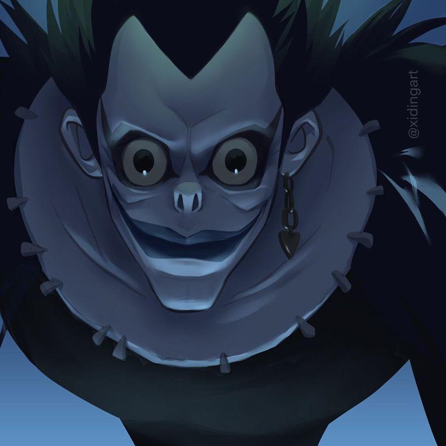 Ryuk (Death Note)