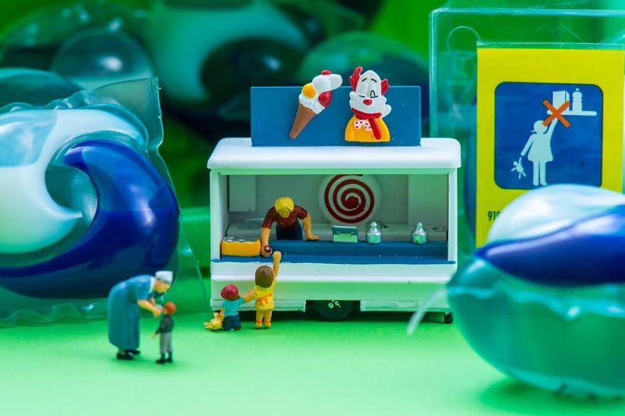 Willy Wonka's Laundry