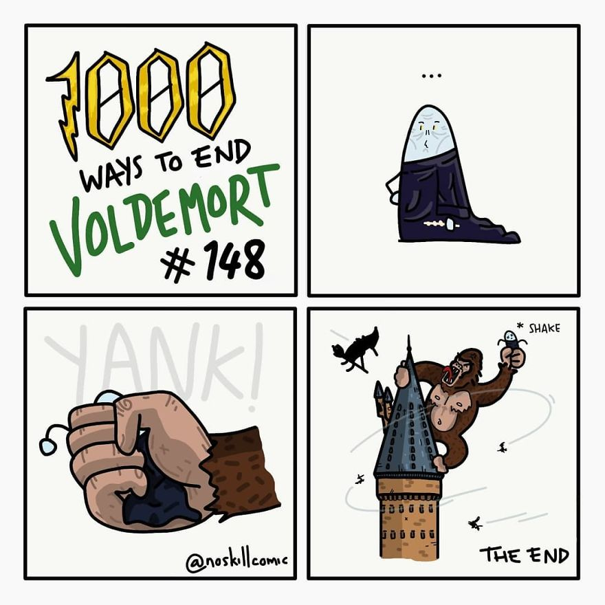 Hagrid's New Lil' Pet
