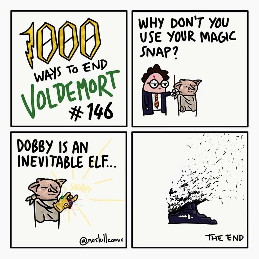 Voldi Should've Gone For The Elf's Head