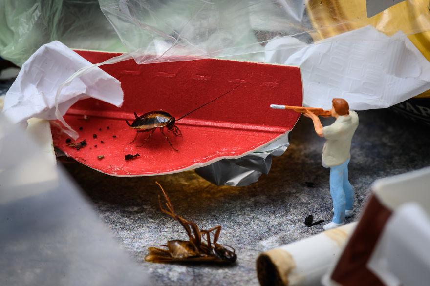 The Last Cockroach
