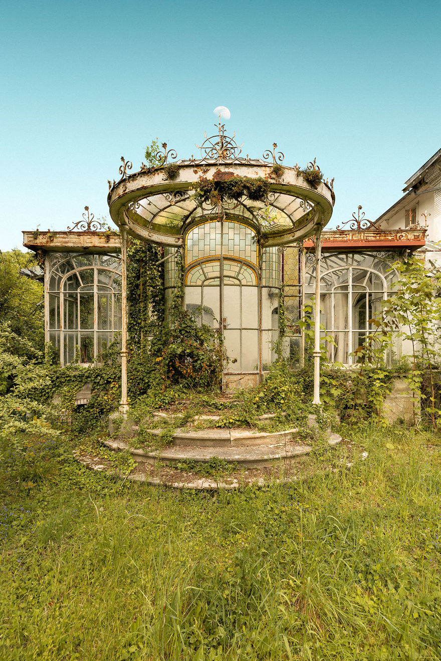 Greenhouse, France