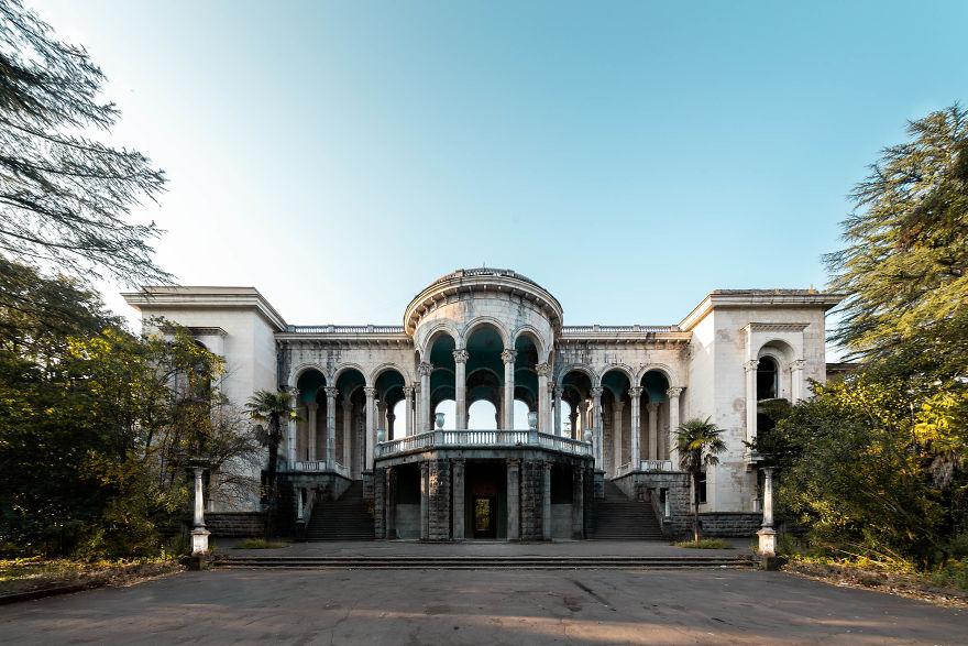 Soviet Sanatorium, Georgia