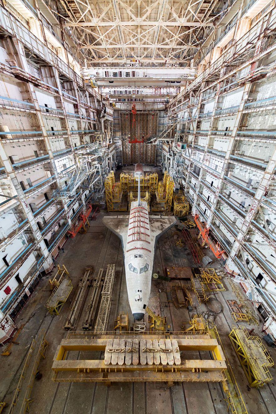Soviet Space Shuttles, Kazakhstan