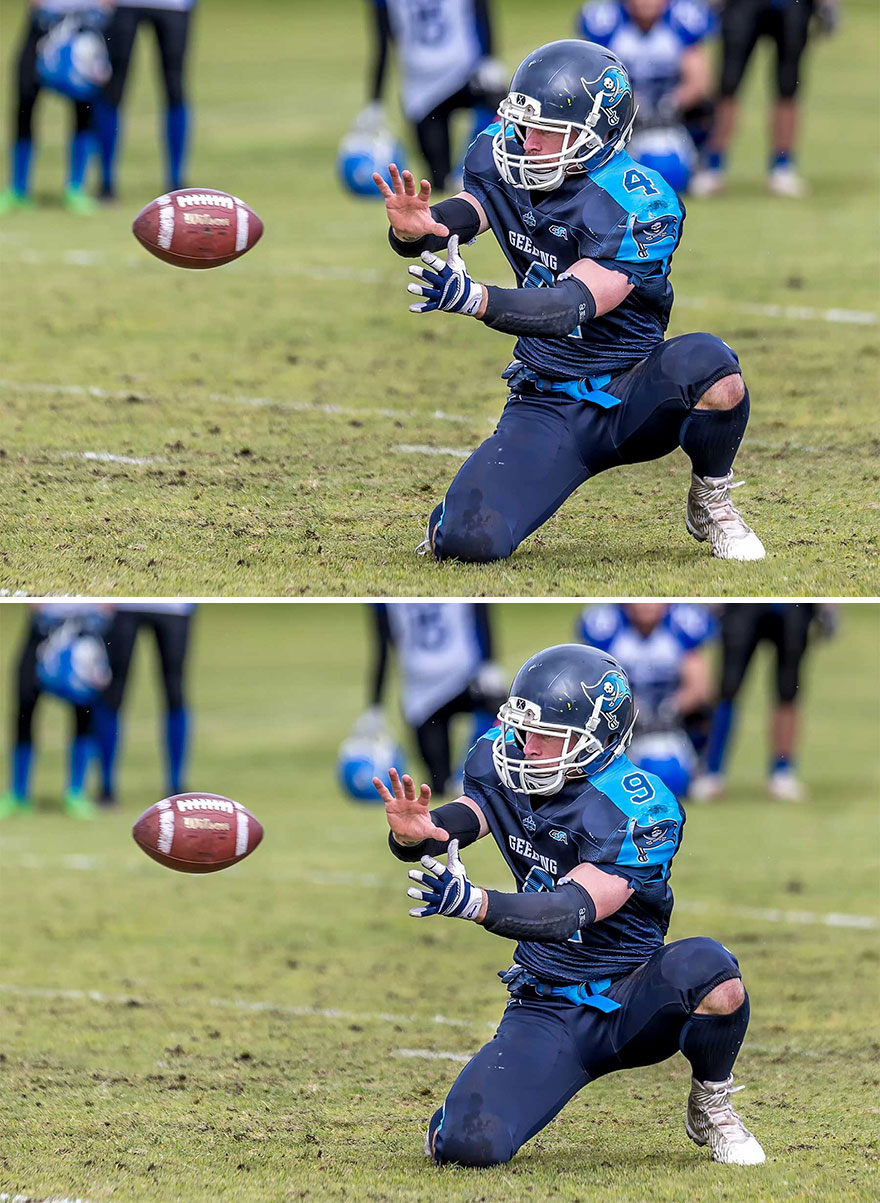 American Football (10 Differences)