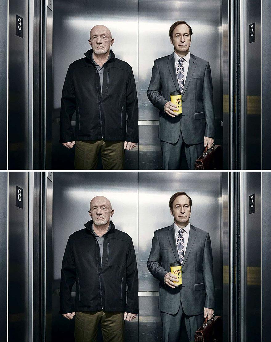 """""""Better Call Saul"""" (11 Differences)"""