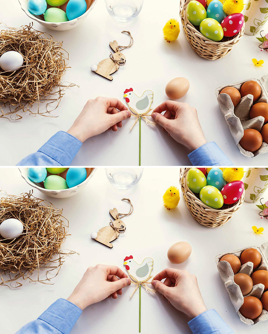Easter (10 Differences)